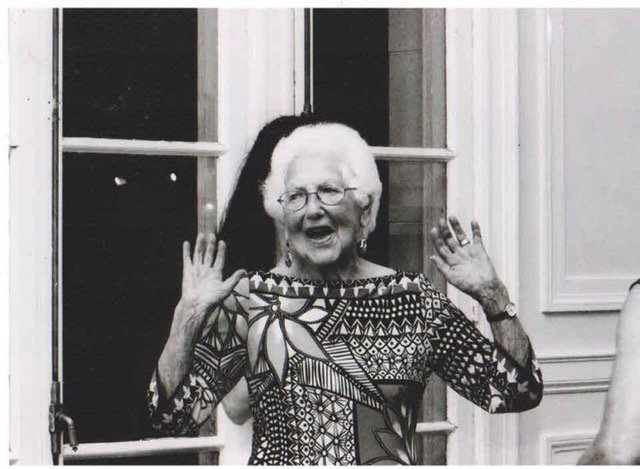 """Rose """"Arky"""" Markham (1915-2018)"""